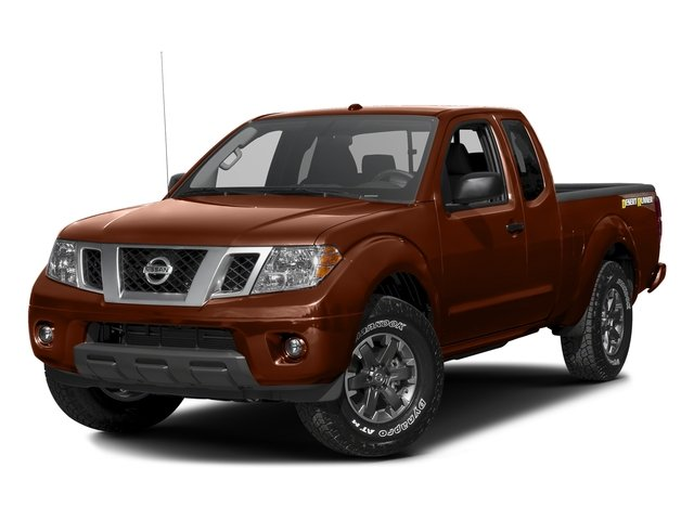 Forged Copper 2016 Nissan Frontier Pictures Frontier King Cab Desert Runner 2WD photos front view