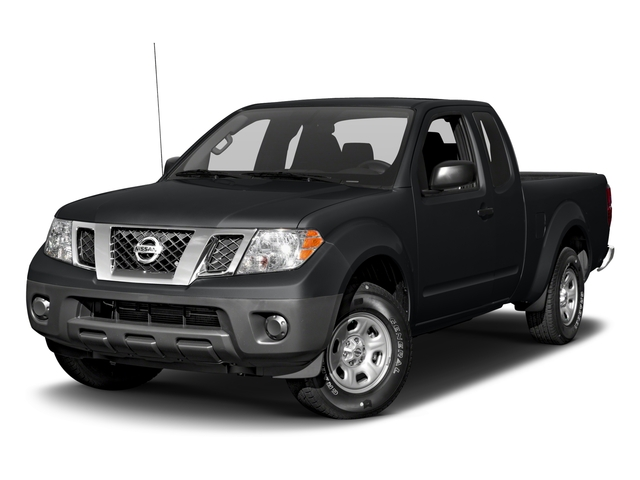 Magnetic Black 2016 Nissan Frontier Pictures Frontier King Cab S 2WD photos front view