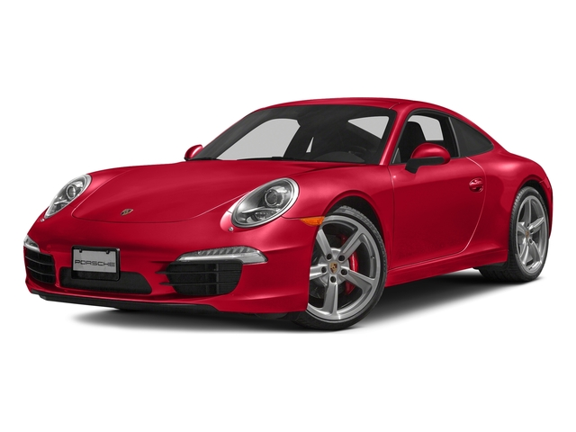 Guards Red 2016 Porsche 911 Pictures 911 Coupe 2D S H6 photos front view