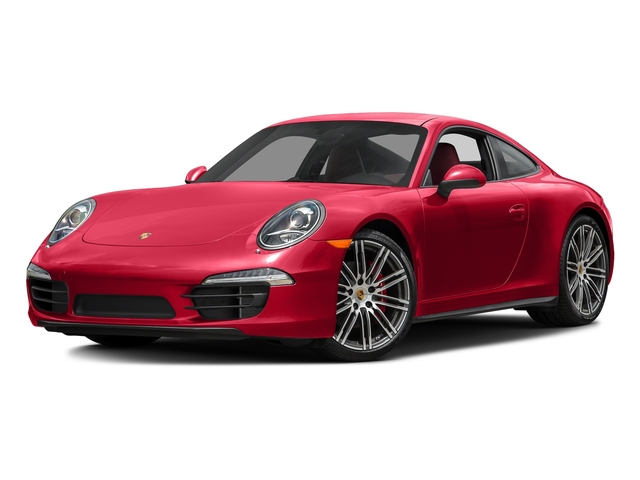 Guards Red 2016 Porsche 911 Pictures 911 Coupe 2D 4S AWD H6 photos front view