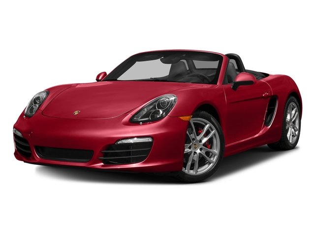 Carmine Red 2016 Porsche Boxster Pictures Boxster Roadster 2D GTS H6 photos front view