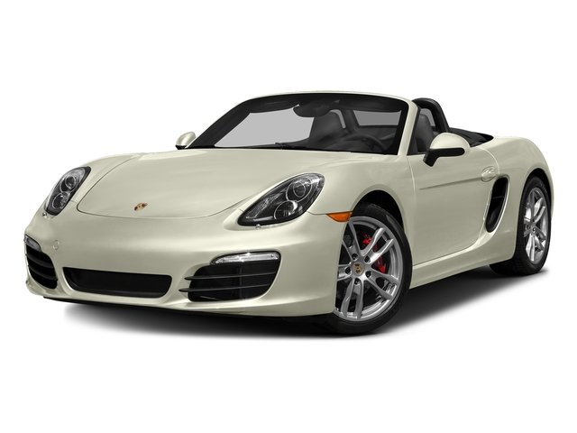 Carrera White Metallic 2016 Porsche Boxster Pictures Boxster Roadster 2D GTS H6 photos front view