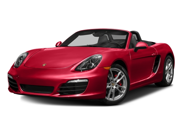 Guards Red 2016 Porsche Boxster Pictures Boxster Roadster 2D GTS H6 photos front view