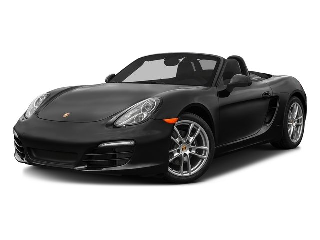 Custom Color Uni 2016 Porsche Boxster Pictures Boxster Roadster 2D H6 photos front view
