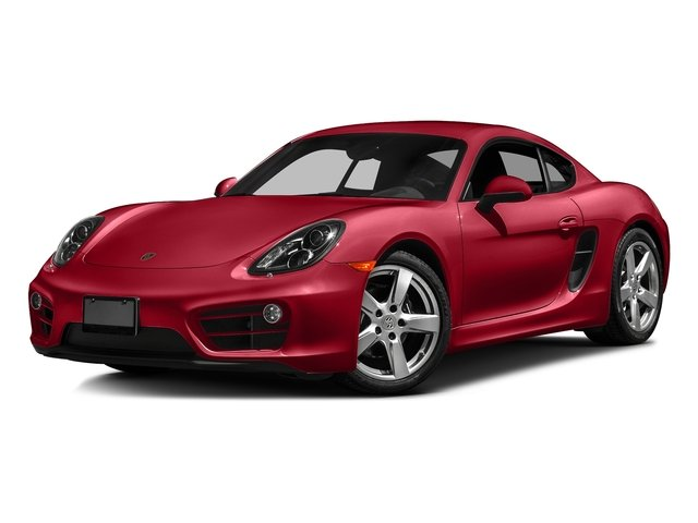 Carmine Red 2016 Porsche Cayman Pictures Cayman Coupe 2D H6 photos front view