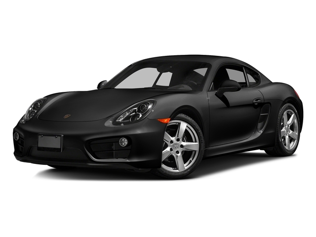 Custom Color Sample 2016 Porsche Cayman Pictures Cayman Coupe 2D H6 photos front view
