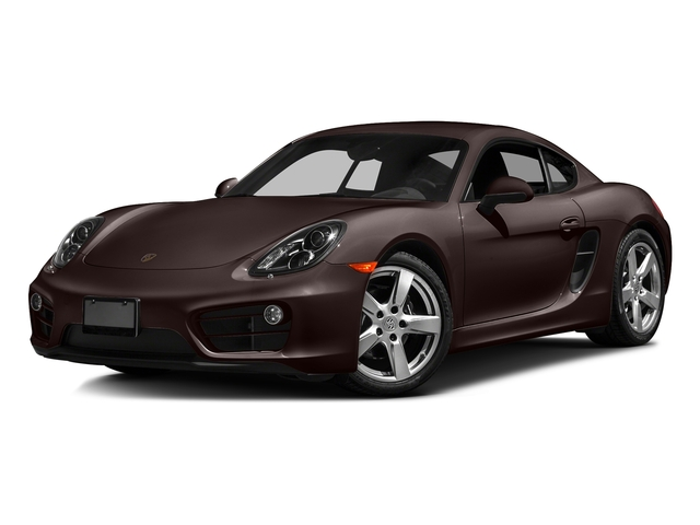 Mahogany Metallic 2016 Porsche Cayman Pictures Cayman Coupe 2D H6 photos front view