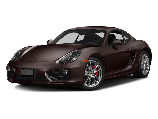 Mahogany Metallic 2016 Porsche Cayman Pictures Cayman Coupe 2D S H6 photos front view