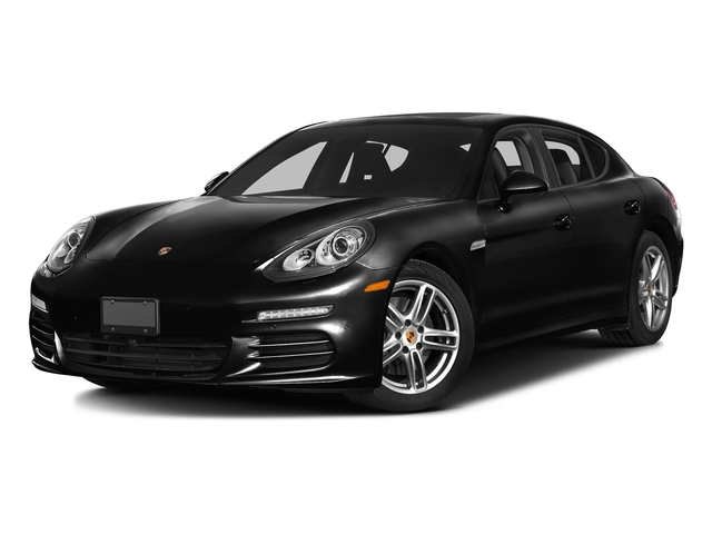 Custom Color Uni 2016 Porsche Panamera Pictures Panamera Hatchback 4D S Exec AWD V8 Turbo photos front view