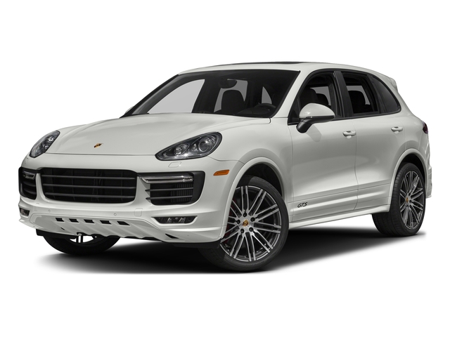White 2016 Porsche Cayenne Pictures Cayenne Utility 4D GTS AWD V6 Turbo photos front view