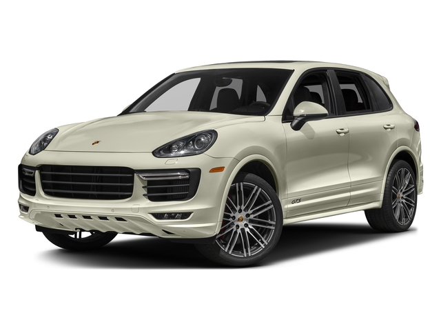 Carrara White Metallic 2016 Porsche Cayenne Pictures Cayenne Utility 4D GTS AWD V6 Turbo photos front view