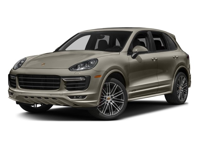 Palladium Metallic 2016 Porsche Cayenne Pictures Cayenne Utility 4D GTS AWD V6 Turbo photos front view