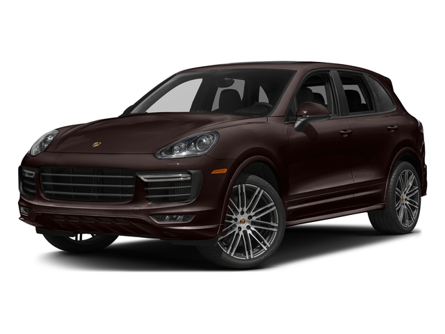 Mahogany Metallic 2016 Porsche Cayenne Pictures Cayenne Utility 4D GTS AWD V6 Turbo photos front view