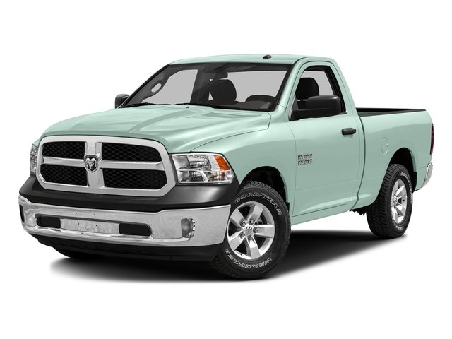 Robin Egg Blue 2016 Ram Truck 1500 Pictures 1500 Regular Cab SLT 4WD photos front view