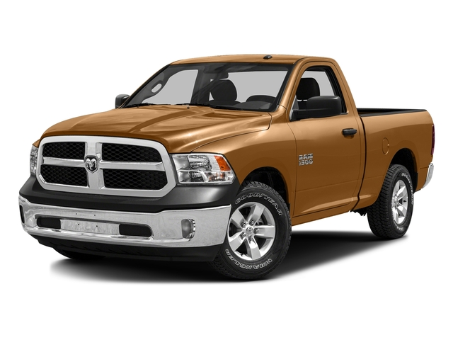 Power Tan 2016 Ram Truck 1500 Pictures 1500 Regular Cab SLT 2WD photos front view