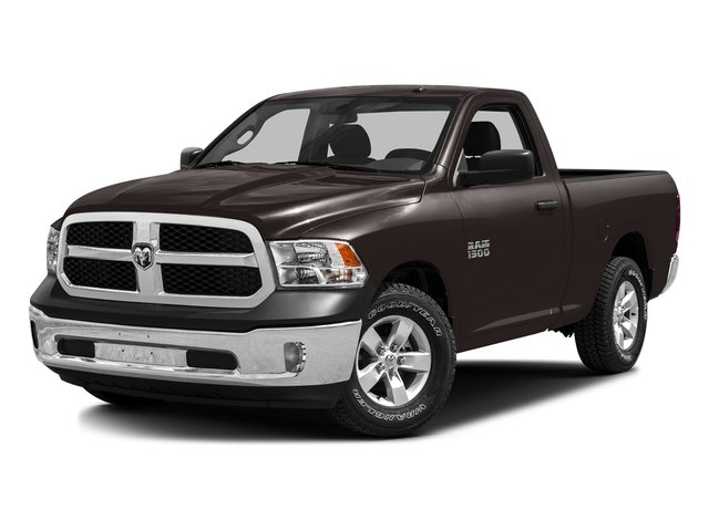 Luxury Brown Pearlcoat 2016 Ram Truck 1500 Pictures 1500 Regular Cab SLT 2WD photos front view