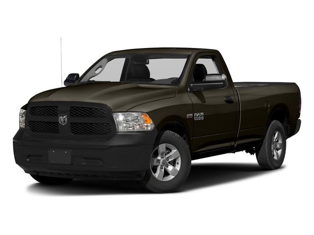 Dark Brown 2016 Ram Truck 1500 Pictures 1500 Regular Cab Express 2WD photos front view