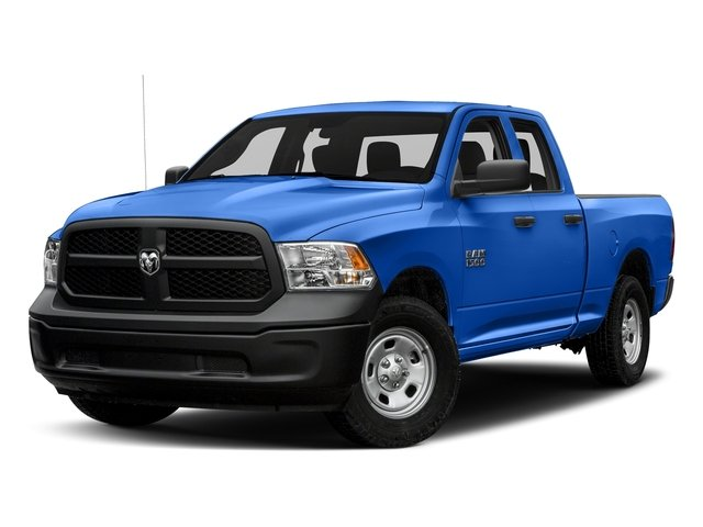Holland Blue 2016 Ram Truck 1500 Pictures 1500 Quad Cab Tradesman 4WD photos front view