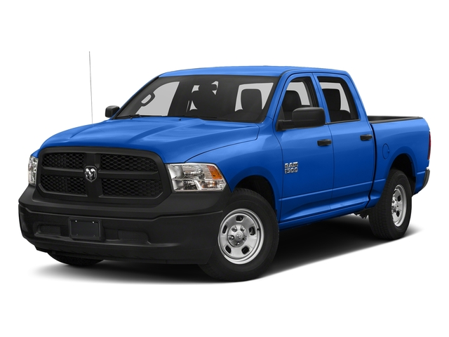 Holland Blue 2016 Ram Truck 1500 Pictures 1500 Crew Cab Tradesman 2WD photos front view