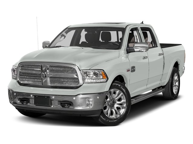 Bright White Clearcoat 2016 Ram Truck 1500 Pictures 1500 Crew Cab Limited 4WD photos front view