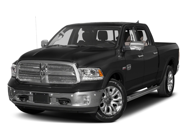 Brilliant Black Crystal Pearlcoat 2016 Ram Truck 1500 Pictures 1500 Crew Cab Limited 2WD photos front view