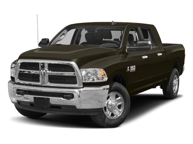 Dark Brown 2016 Ram Truck 2500 Pictures 2500 Mega Cab SLT 4WD photos front view