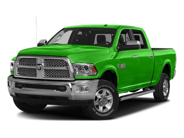 Hills Green 2016 Ram Truck 2500 Pictures 2500 Crew Power Wagon Tradesman 4WD photos front view