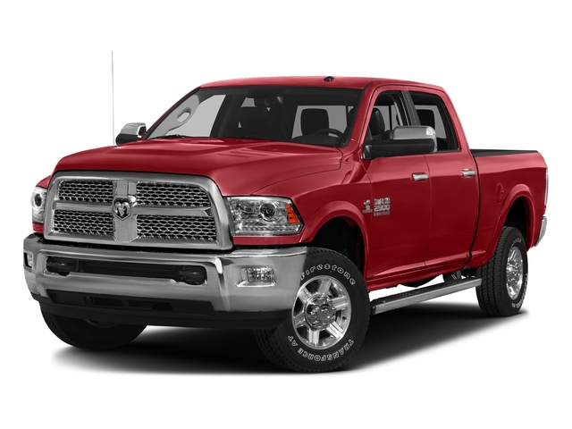 Bright Red 2016 Ram Truck 2500 Pictures 2500 Crew Power Wagon Tradesman 4WD photos front view