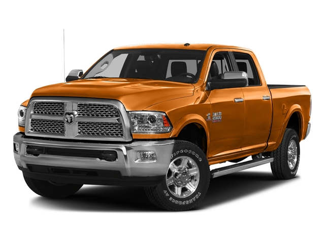Omaha Orange 2016 Ram Truck 2500 Pictures 2500 Crew Power Wagon Tradesman 4WD photos front view