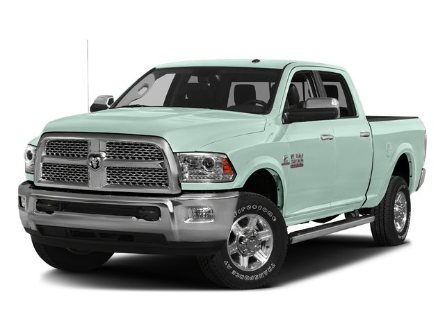 Robin Egg Blue 2016 Ram Truck 2500 Pictures 2500 Crew Power Wagon Tradesman 4WD photos front view