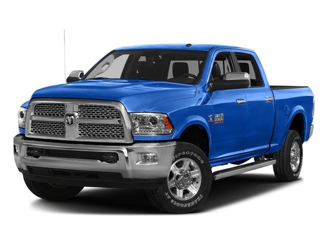 Holland Blue 2016 Ram Truck 2500 Pictures 2500 Crew Power Wagon Tradesman 4WD photos front view