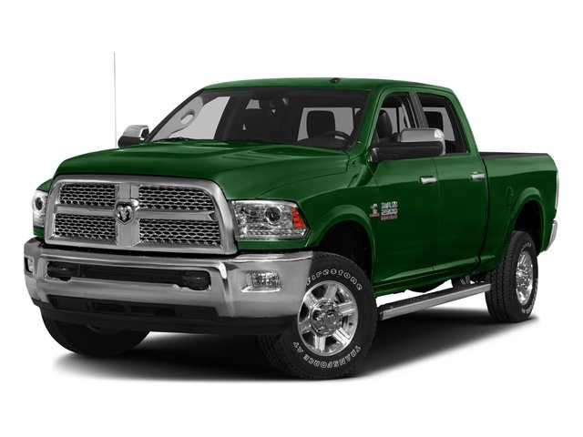 Tree Green 2016 Ram Truck 2500 Pictures 2500 Crew Power Wagon Tradesman 4WD photos front view