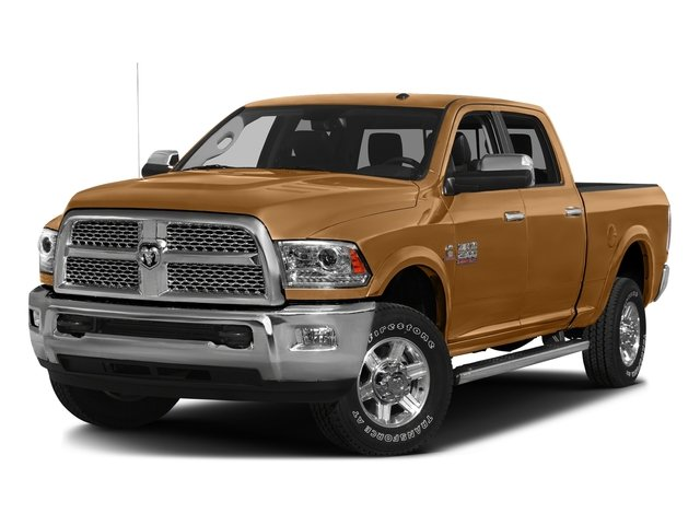 Power Tan 2016 Ram Truck 2500 Pictures 2500 Crew Power Wagon Tradesman 4WD photos front view