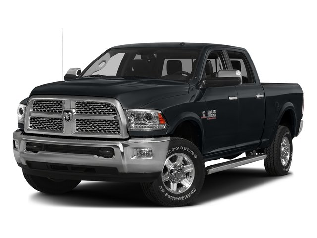 Maximum Steel Metallic Clearcoat 2016 Ram Truck 2500 Pictures 2500 Crew Cab Limited 2WD photos front view