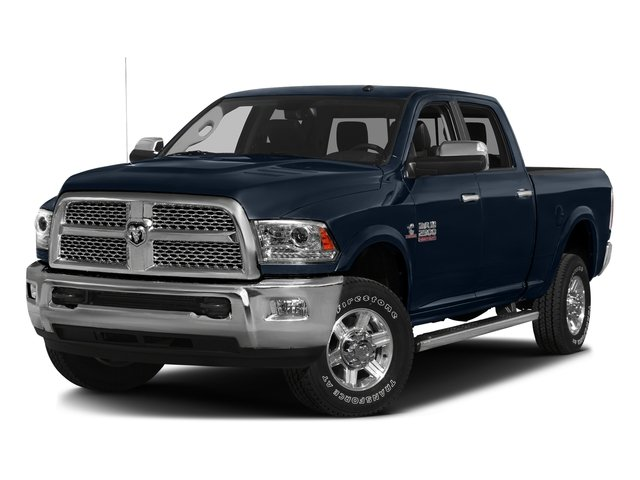True Blue Pearlcoat 2016 Ram Truck 2500 Pictures 2500 Crew Cab Limited 2WD photos front view