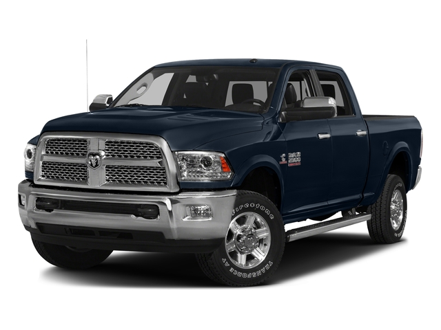 True Blue Pearlcoat 2016 Ram Truck 2500 Pictures 2500 Crew Cab Laramie 2WD photos front view