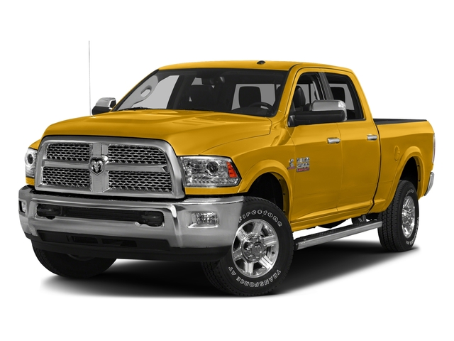 School Bus Yellow 2016 Ram Truck 2500 Pictures 2500 Crew Power Wagon Tradesman 4WD photos front view
