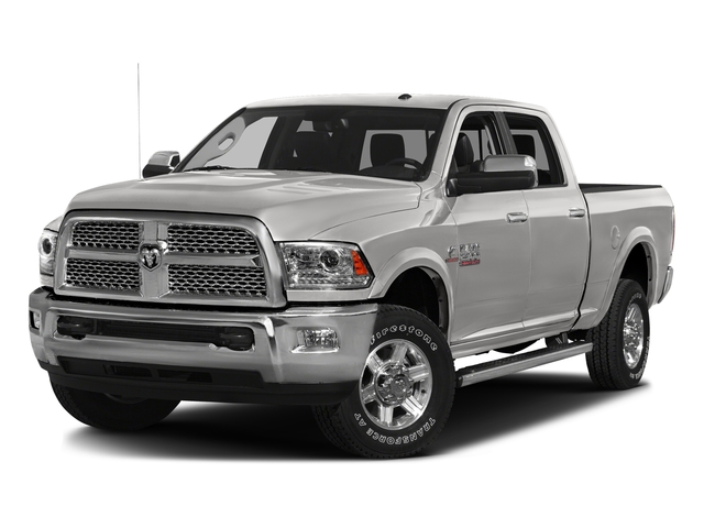 Bright Silver Metallic Clearcoat 2016 Ram Truck 2500 Pictures 2500 Crew Cab Limited 4WD photos front view