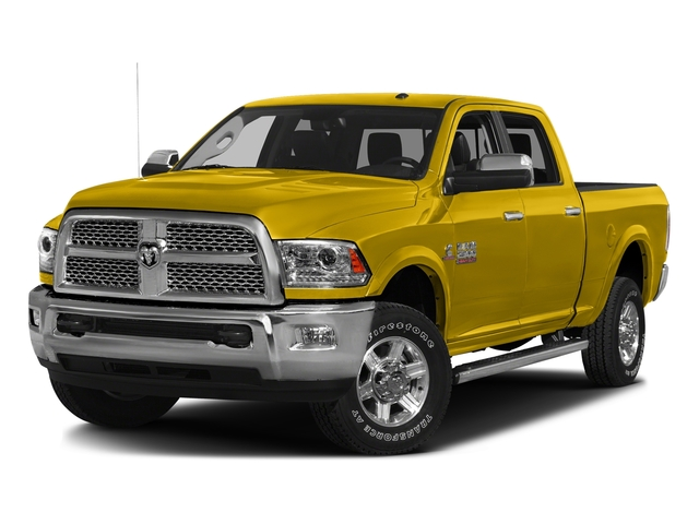 Detonator Yellow Clearcoat 2016 Ram Truck 2500 Pictures 2500 Crew Power Wagon Tradesman 4WD photos front view