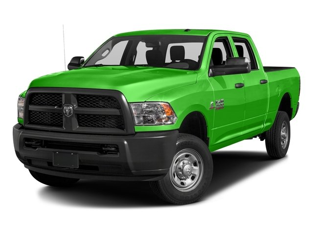 Hills Green 2016 Ram Truck 2500 Pictures 2500 Crew Cab Tradesman 2WD photos front view