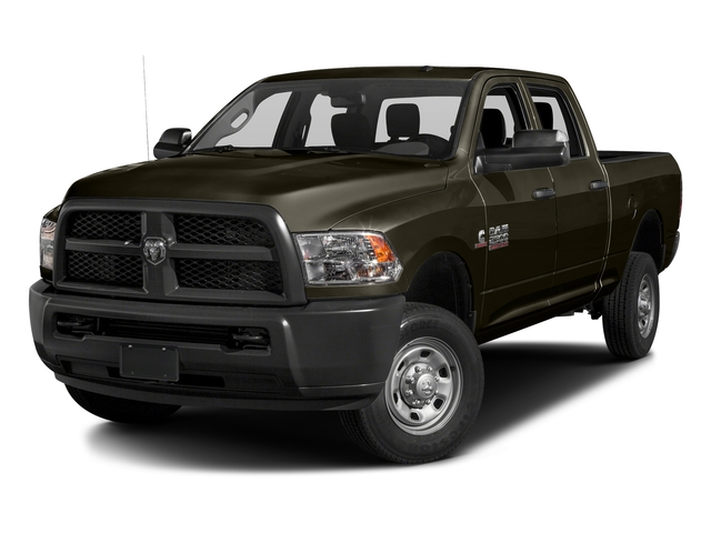 Dark Brown 2016 Ram Truck 2500 Pictures 2500 Crew Cab Tradesman 4WD photos front view