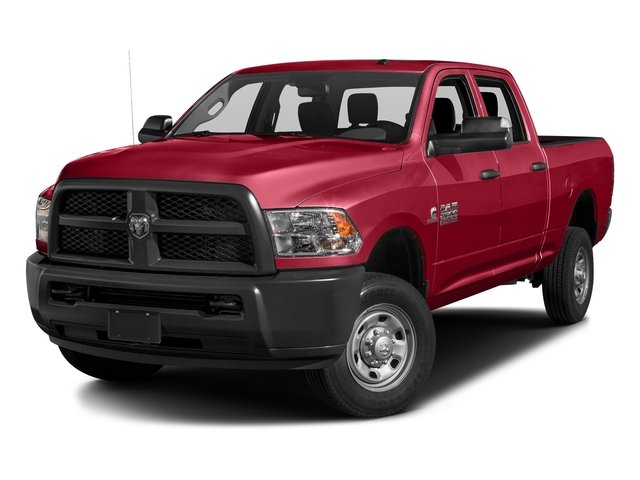 Agriculture Red 2016 Ram Truck 2500 Pictures 2500 Crew Cab Tradesman 4WD photos front view