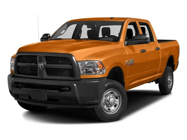 Omaha Orange 2016 Ram Truck 2500 Pictures 2500 Crew Cab Tradesman 2WD photos front view