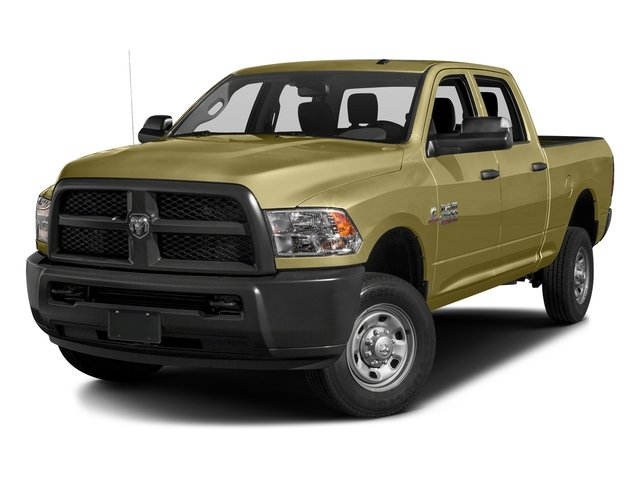 Light Cream 2016 Ram Truck 2500 Pictures 2500 Crew Cab Tradesman 4WD photos front view