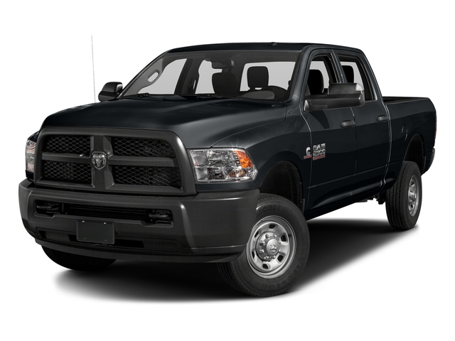 Maximum Steel Metallic Clearcoat 2016 Ram Truck 2500 Pictures 2500 Crew Cab Tradesman 4WD photos front view
