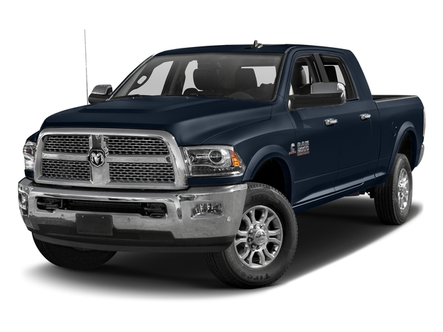True Blue Pearlcoat 2016 Ram Truck 2500 Pictures 2500 Mega Cab Laramie 4WD photos front view