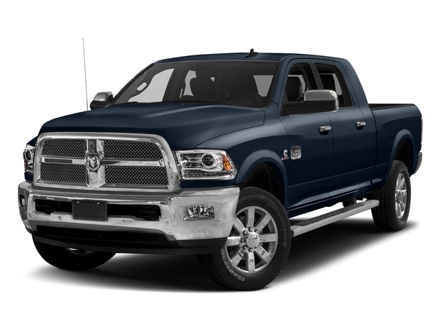 True Blue Pearlcoat 2016 Ram Truck 2500 Pictures 2500 Mega Cab Limited 2WD photos front view