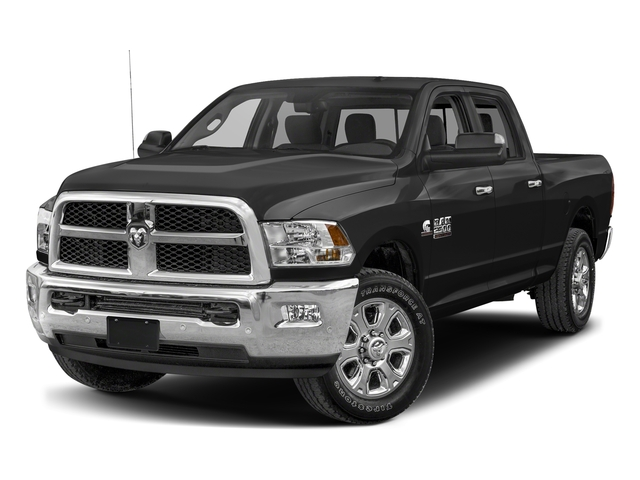 Black Clearcoat 2016 Ram Truck 2500 Pictures 2500 Crew Cab Outdoorsman 4WD photos front view