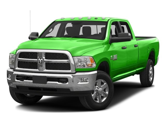 Hills Green 2016 Ram Truck 3500 Pictures 3500 Crew Cab SLT 4WD photos front view