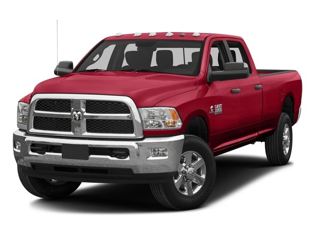 Agriculture Red 2016 Ram Truck 3500 Pictures 3500 Crew Cab SLT 2WD photos front view